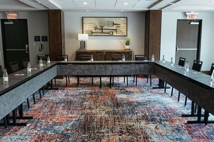 Meeting Room | Revel Hotel Des Moines Urbandale, Tapestry Collection by Hilton