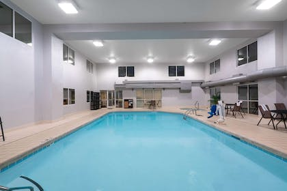 Pool - indoor | Wingate by Wyndham Fletcher at Asheville Airport