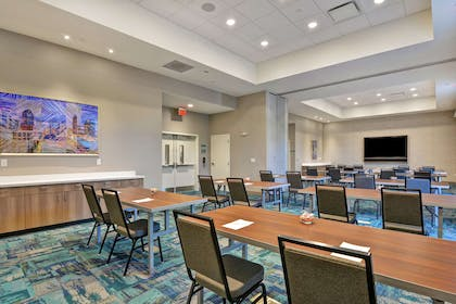 Meeting Room | Home2 Suites by Hilton Charlotte Piper Glen