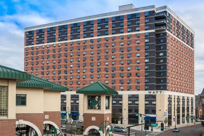 Exterior   Watt Hotel Rahway, Tapestry Collection by Hilton