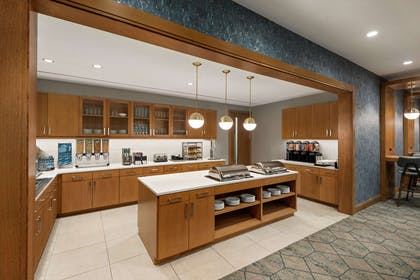 Breakfast Area | Homewood Suites by Hilton Wilmington Downtown