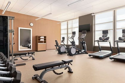 Health club | Homewood Suites by Hilton Wilmington Downtown