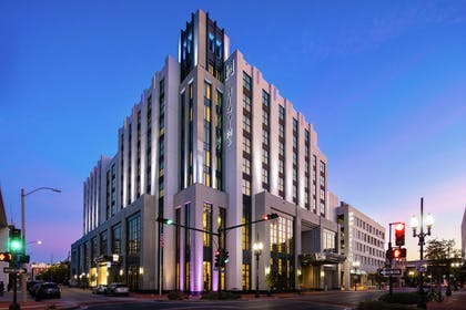 Exterior   The Higgins Hotel New Orleans, Curio Collection by Hilton
