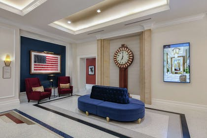 Lobby   The Higgins Hotel New Orleans, Curio Collection by Hilton