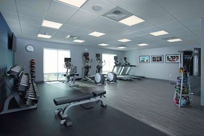 Health club | Hampton Inn & Suites Kutztown, PA