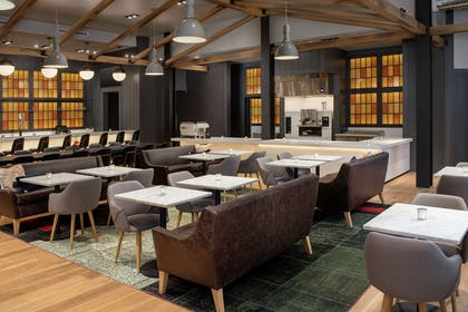 Restaurant | Canopy by Hilton Ithaca Downtown
