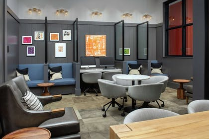 Business Center | Canopy by Hilton Ithaca Downtown