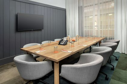Meeting Room | Canopy by Hilton Ithaca Downtown