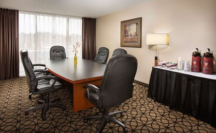 The Governor Hotel Meeting Room | Red Lion Inn & Suites Olympia, Governor Hotel