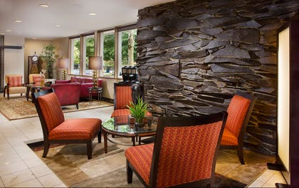 The Governor Hotel Lobby | Red Lion Inn & Suites Olympia, Governor Hotel