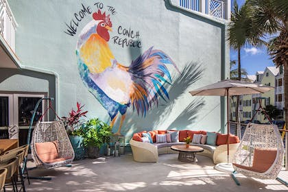 Exterior | The Reach Key West, Curio Collection by Hilton