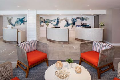 Reception | The Reach Key West, Curio Collection by Hilton