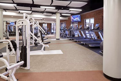 Health Club | Rizzo Center