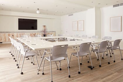 Meeting Room | Quirk Hotel Richmond