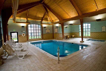 Pool - indoor   Hawthorn Suites by Wyndham Williamsville Buffalo Airport