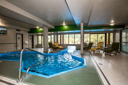 Indoor pool | The Pine Lodge on Whitefish River, Ascend Hotel Collection