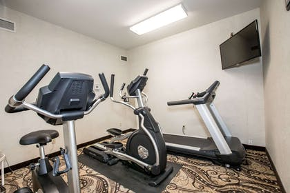 Fitness center | The Pine Lodge on Whitefish River, Ascend Hotel Collection