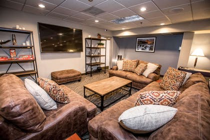 Game room | The Pine Lodge on Whitefish River, Ascend Hotel Collection