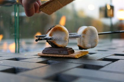 Smores | The Pine Lodge on Whitefish River, Ascend Hotel Collection