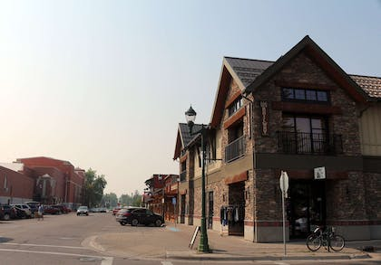 Enjoy charming downtown Whitefish | The Pine Lodge on Whitefish River, Ascend Hotel Collection