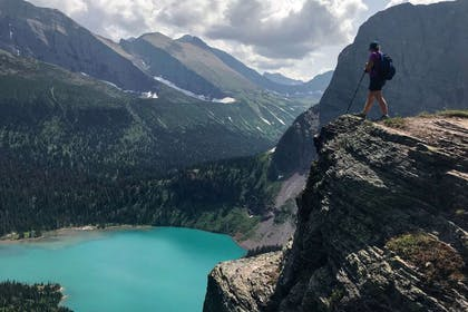 Enjoy hiking nearby | The Pine Lodge on Whitefish River, Ascend Hotel Collection