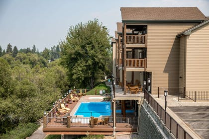 Hotel exterior | The Pine Lodge on Whitefish River, Ascend Hotel Collection