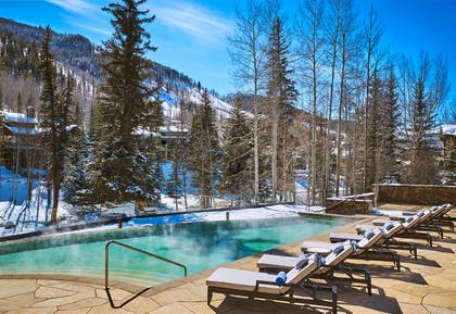 Pool | Vail Residences at Cascade Village