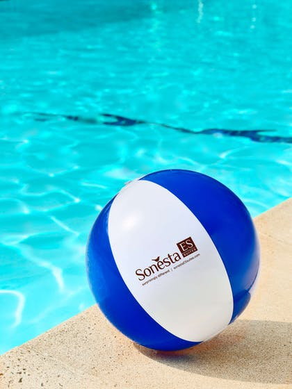 The Dip Beach Ball | Sonesta ES Suites Cincinnati - Blue Ash