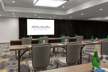 Meeting Lindell Ballroom Detail | The Chase Park Plaza Royal Sonesta St. Louis