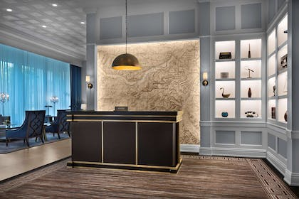 Lobby Concierge | The Chase Park Plaza Royal Sonesta St. Louis