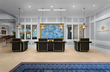 Lobby Front Desk | The Chase Park Plaza Royal Sonesta St. Louis