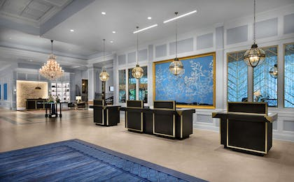 Lobby | The Chase Park Plaza Royal Sonesta St. Louis