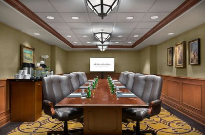 Executive Boardroom | The Chase Park Plaza Royal Sonesta St. Louis