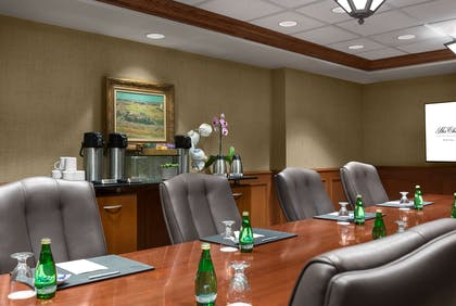 Executive Boardroom detail | The Chase Park Plaza Royal Sonesta St. Louis