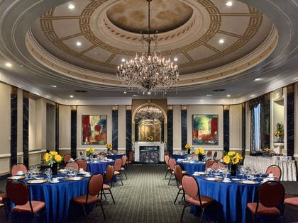 Meeting Events Empire Room Rounds | The Chase Park Plaza Royal Sonesta St. Louis