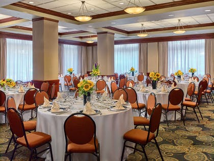 Meeting Events Lenox Room Rounds | The Chase Park Plaza Royal Sonesta St. Louis