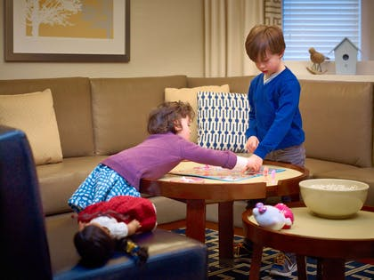 The Nest - Kids Playing | Sonesta ES Suites Somerset