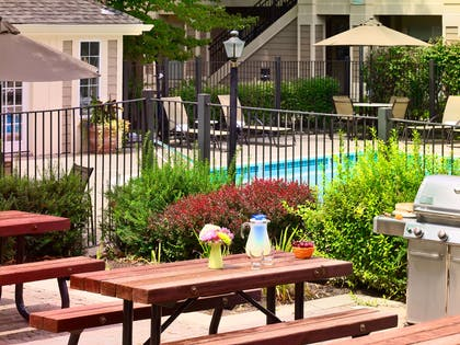 Outdoor Picnic Area | Sonesta ES Suites Chicago - Schaumburg