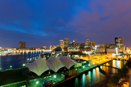 Baltimore Inner Harbor | Royal Sonesta Harbor Court Baltimore