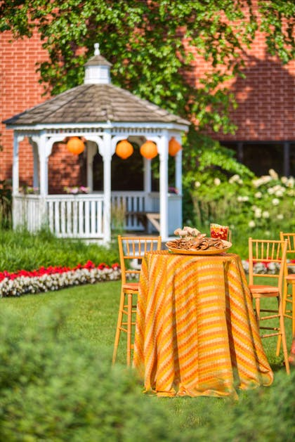 Rooftop Terrace | Royal Sonesta Harbor Court Baltimore