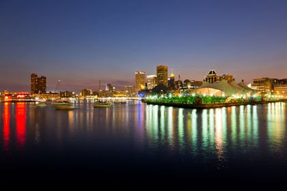 Inner Harbor | Royal Sonesta Harbor Court Baltimore