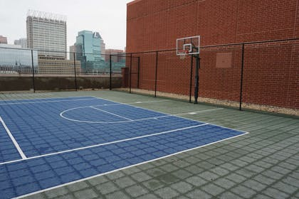 Basketball Court | Royal Sonesta Harbor Court Baltimore