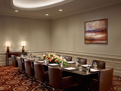 Boardroom | Royal Sonesta Harbor Court Baltimore
