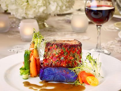 Food is Art - Beef | Royal Sonesta Harbor Court Baltimore