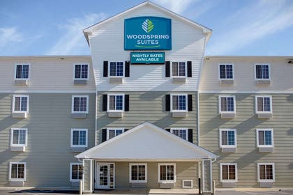 Hotel exterior | WoodSpring Suites Washington DC Andrews AFB