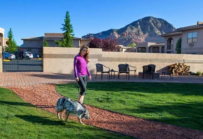 pet friendly | Sedona Real Inn & Suites
