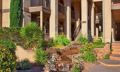 exterior | Sedona Real Inn & Suites