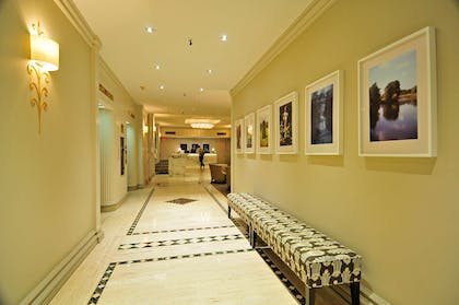 Lobby view | The Lombardy
