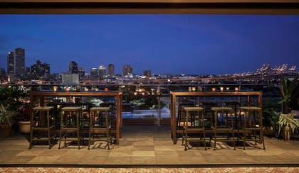 View from Hot Tin | The Pontchartrain Hotel