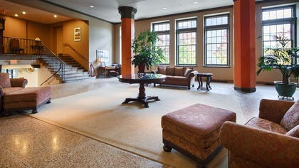 lobby for Grand Eastonion | Grand Eastonian Hotel & Suites